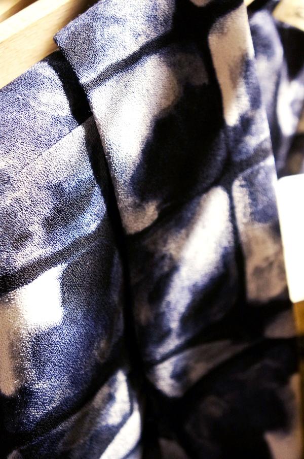 American Vintage  silke jakke, American Vintage  silk jacket