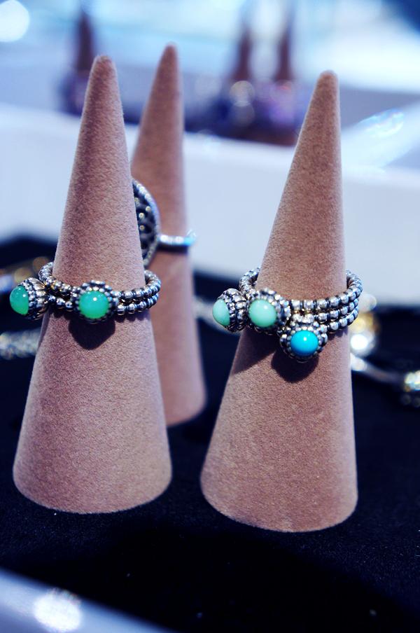 ringe pandora, ringe fra pandora, grønne sten pandora, event pandora københavn