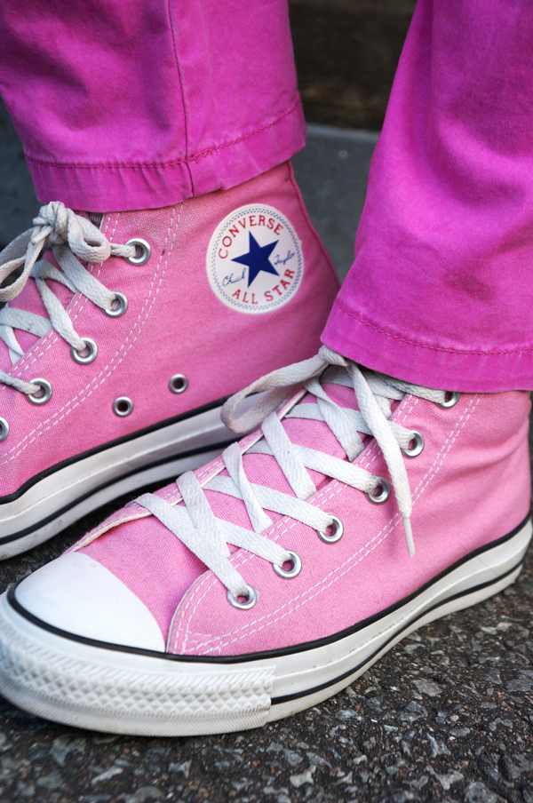converse sko, pink converse, pink sneakers