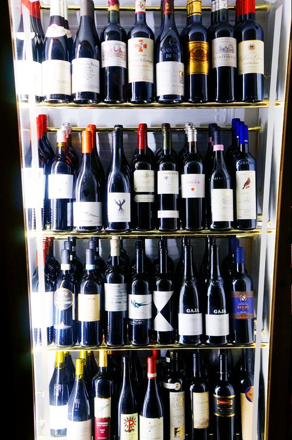 vinbaren, eksklusive vine, vinbaren oslo båden