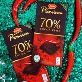 marabou chili, marabou 70% kakao