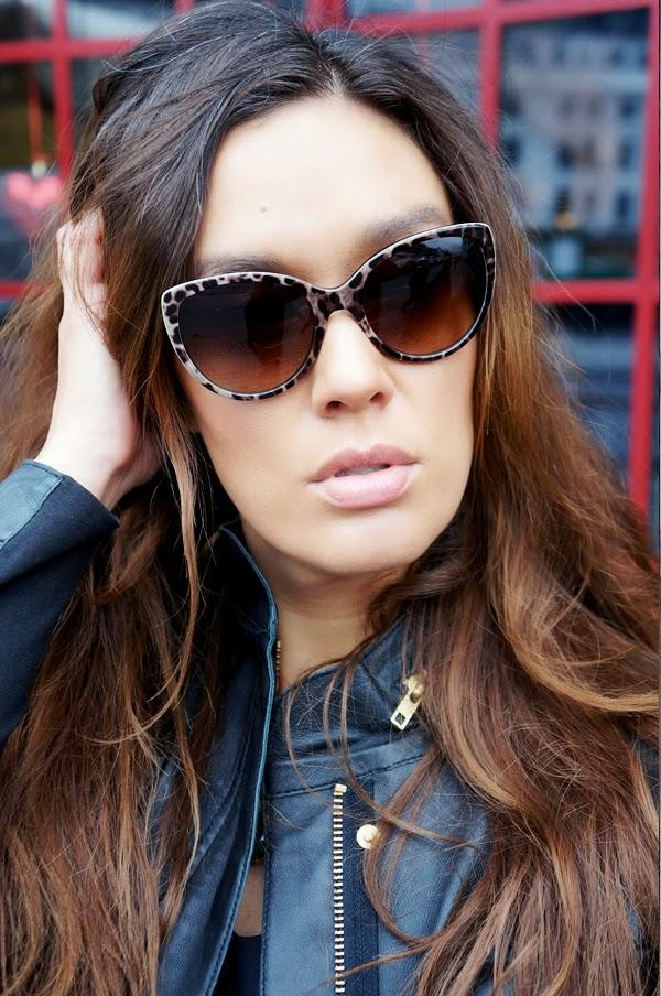 dolce & gabbana, dolce & gabbana solbriller, dolce & gabbana leopard solbriller, dolce & gabbana leopard sunglasses