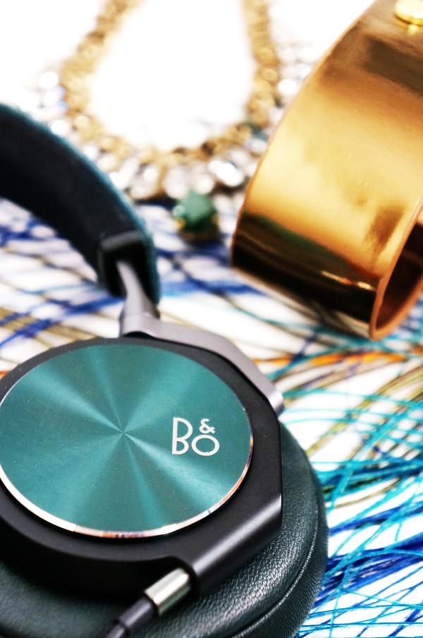 BeoPlay H6, BeoPlay H6  grøn, BeoPlay H6 headphones, BeoPlay H6 agavegrønne høretelefoner