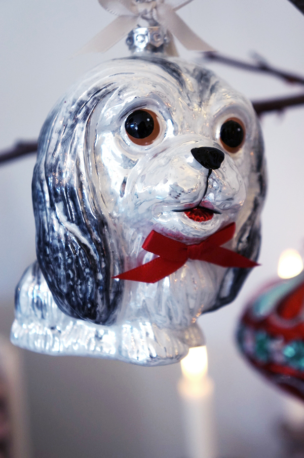 dog christmas, hund julepynt