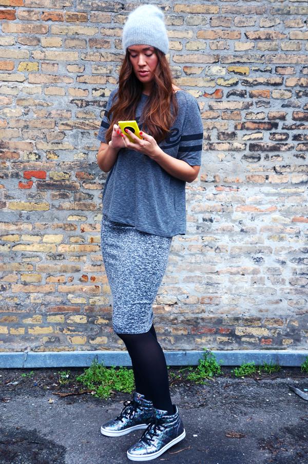 grey outfit, gråt outfit, blog grå, blogger hipster, københavn blog, modeblog, modeblogger, teknologi blog, pige mobil
