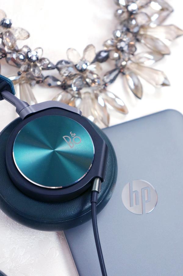 bang og olufsen,beoplay h6, b&o headphones, bang olufsen headphones, b&o, hp slate, hp computer
