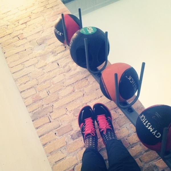 fitnessdk, ecco biom, træning, blog træning 2014
