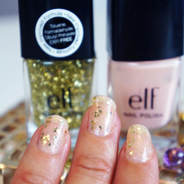 e.l.f. cosmetics, nail polish