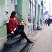 latinerkvateret københavn k, hipster stil