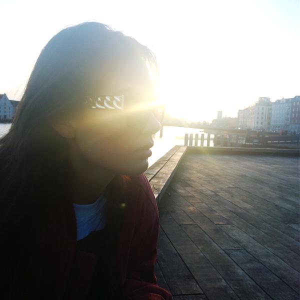 sunset copenhagen, solnedgang københavn