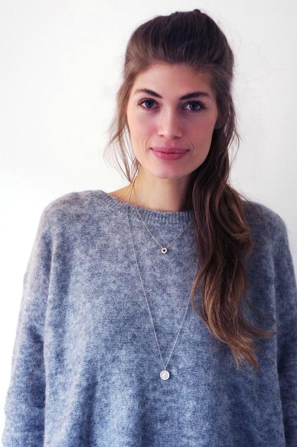 Sara Maria Dyrberg nui cph, Sara Maria Dyrberg model og ejer af nui cph
