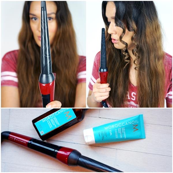 CI96W1 Silk Krøllejern remington, MOROCCANOIL MOROCCANOIL curl creme, moroccan oil produkter, moroccan oil skønhedsblog