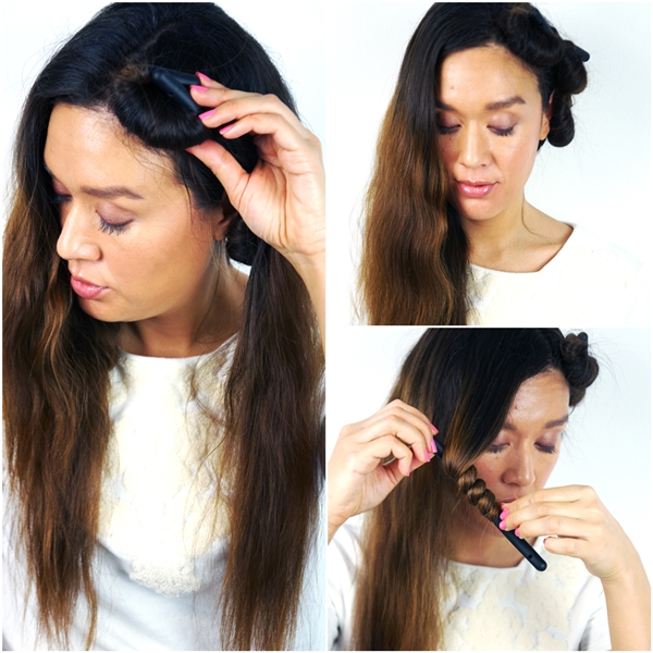 tutorial Björn Axén Flexi Curler styling set , hair beauty, tutorial hår krøller