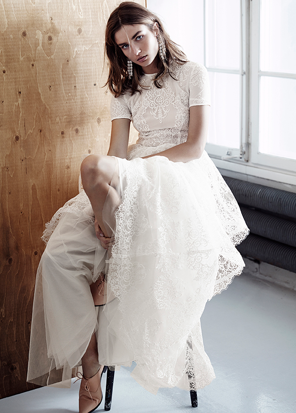 Conscious Exclusive hm 2014, wedding dress h&m Conscious Exclusive, bryllupskjole hm Conscious Exclusive