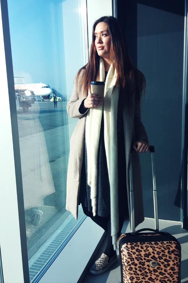 uk, travel buisness, københavns lufthavn, leoprad trolley, leopard kuffert