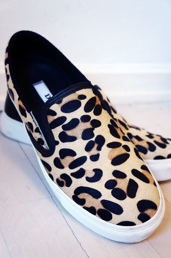 leopard sko, leopard slip ons leather, dune loafrers, london shopping, leopard sneaks, leo sko