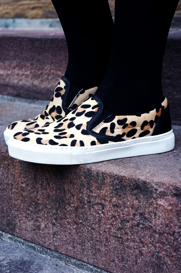 leopard loafers, leopard sko, dune shoes london, slip-ons leopard
