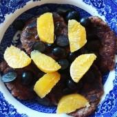 pandekager med Psyllium frøskaller, HUSK frøloppeskaller pandekager, bananpandekager uden mel, opskrift bananpandekager med HUSK frøloppeskaller