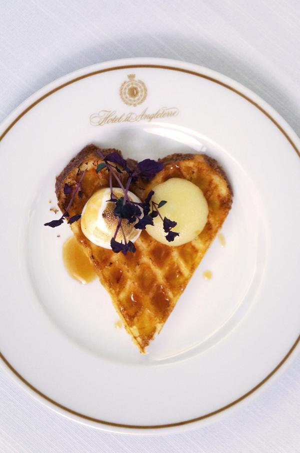 heart waffel, hjertevafler