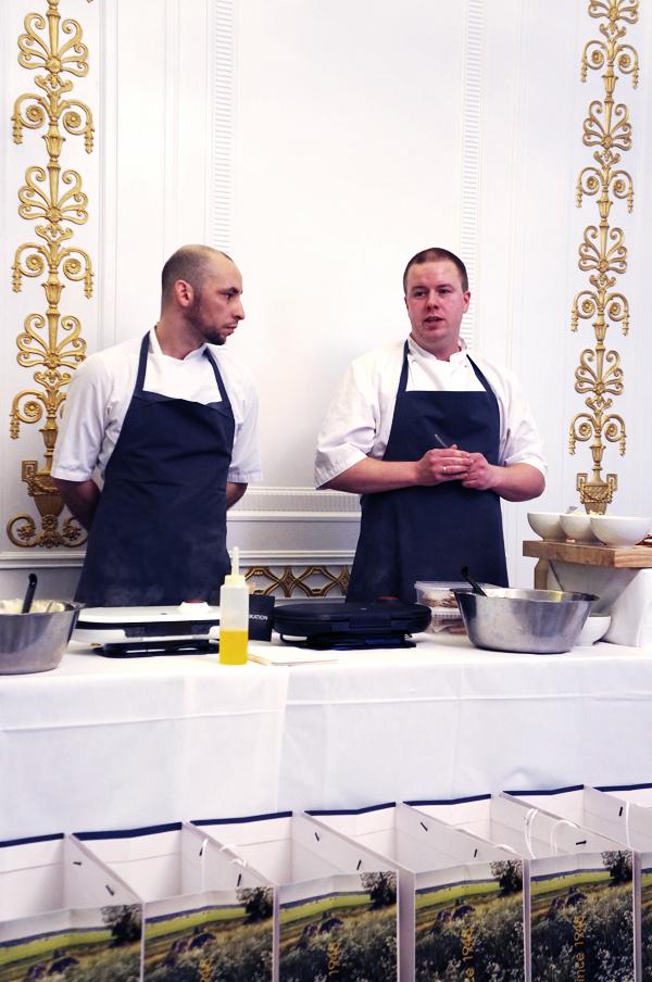 d'angleterre kok, d'angleterre, steen kaspersen kok d'angleterre, salon empire, d'angleterre Michelin