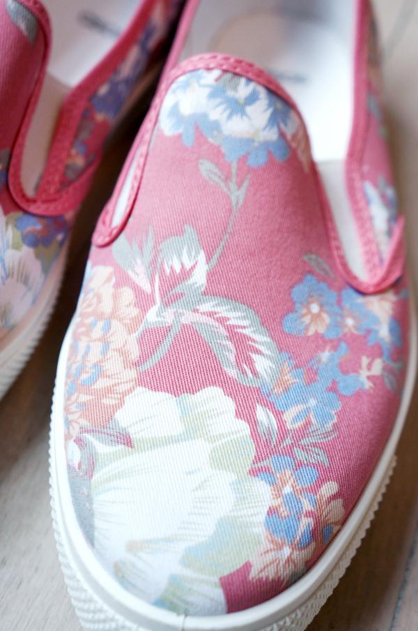 ASOS DOCKLAND Plimsolls, sko asos, flower loafers