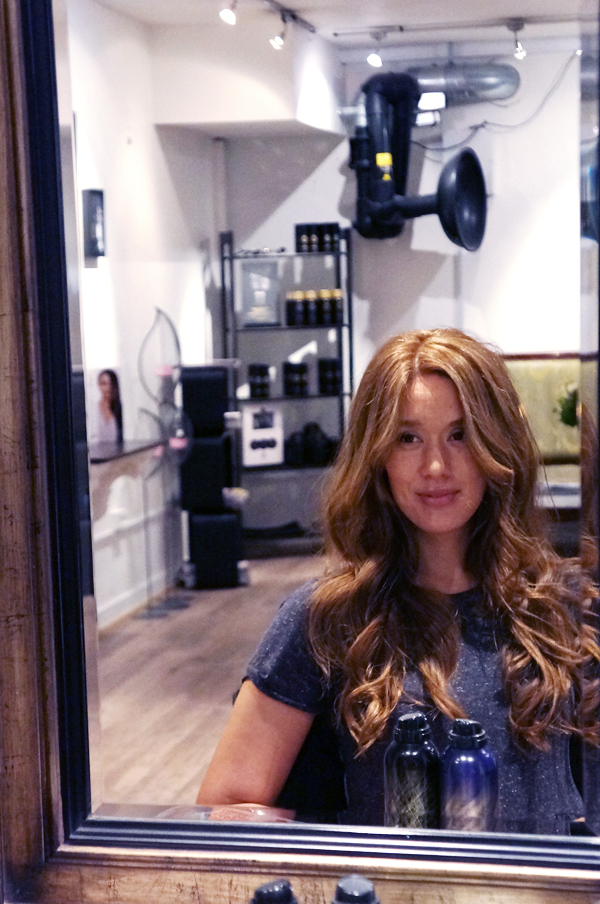 nyt hår, ofia makeover, ofia frisør salon