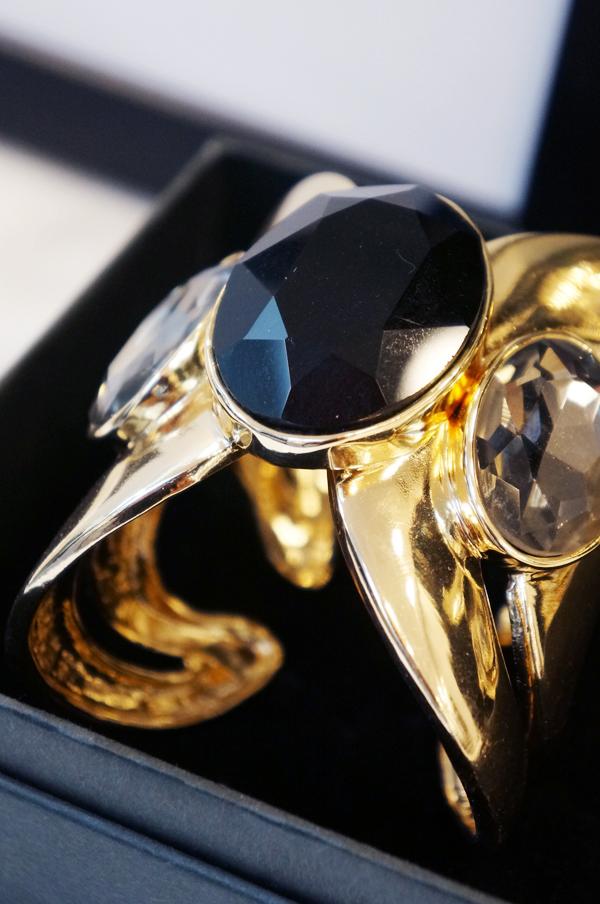 statement bracelet, chunky bracelet, dyrberg kern rites of passage armbånd, stort armbånd