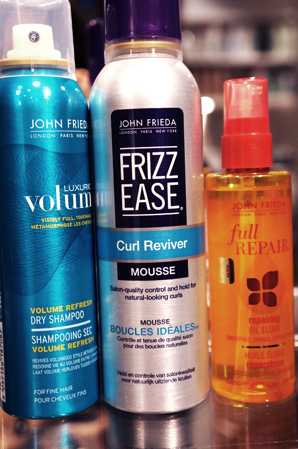 john frieda, john frieda frizz ease, john frieda event, john frieda københavn, john frieda hair products