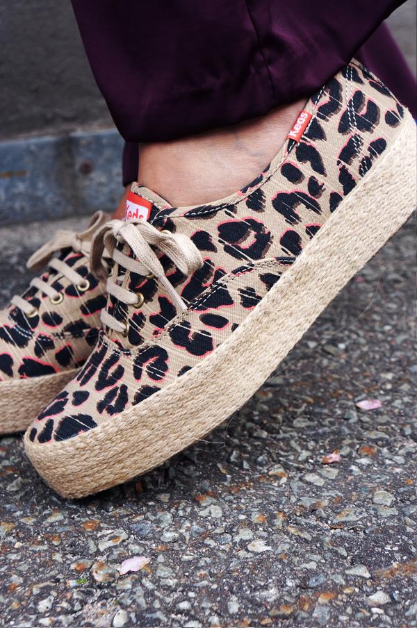 keds sneakers, keds sko, leopard hipster sko, hipster sko, keds leopard sko, leopard flatforms