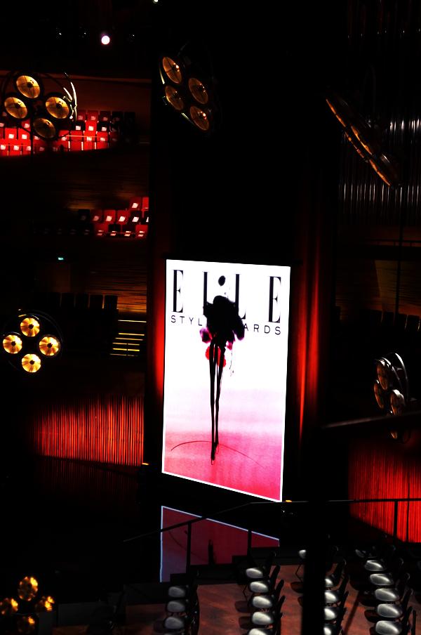 dr koncetsal, dr koncerthuset, elle style awards 2014