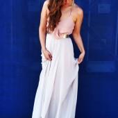 elle style awards 2014, galakjole, blogger elle style awards, chiffon nederdel,