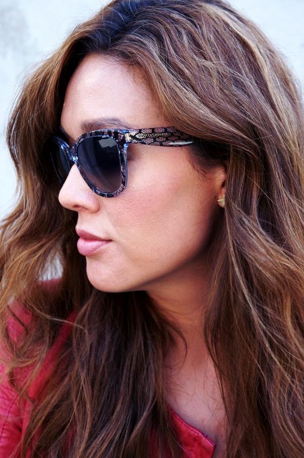 lace solbriller D&G, dolce & gabbana glasses, dolce & gabbana lace sunnies, dolce & gabbana sunnies, blonde solbriller, dolce & gabbana 2014