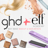 ghd elf cosmetics, bliv makeup og hår stylist, arbejde i skønhedsbranchen, ghd tekniker, bliv hårstylist, bliv makeup artist