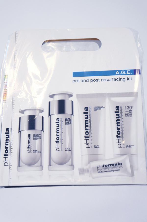 pHformula Skin Resurfacing, pHformula skincare, pHformula hudpleje