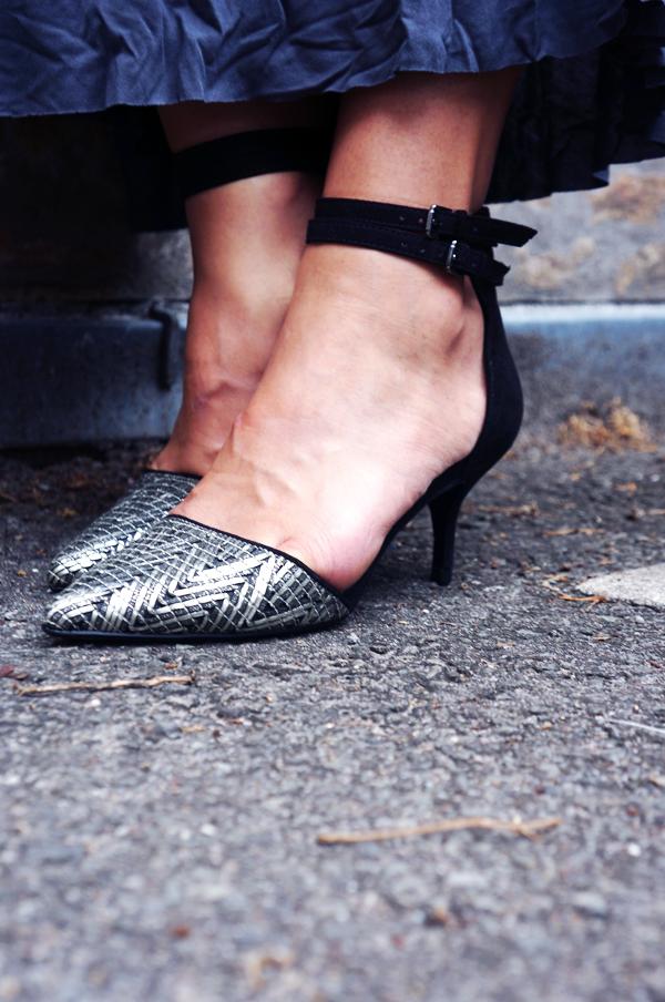zara stiletter, zara sølv sandaler, silver sandals zara, high heels silver zara, zara sko