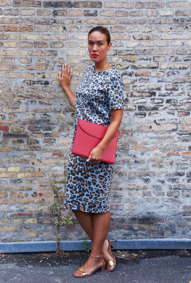 leopard, sær tøj, matchy sæt, hm