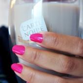 carte noir, kaffe, nespresso, nespresso kapsler, carte noir kaffe, carte noir kapsler, pink neglelak