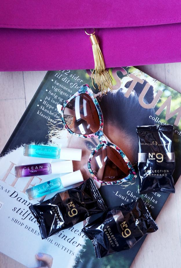clean parfume, clean duft, mini clean, costume, carte noir nr 9
