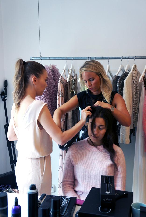beauty academy, bliv makeup og hår stylist, uddannelse ghd, uddannelse makeup artist ghd, hår og makeup kursus