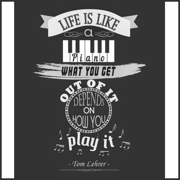 piano quote, tom lehrer quote