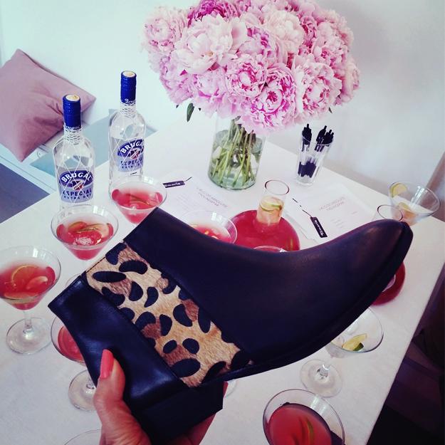 tamaris, tamaris sko, leopard støvler, ankelstøvler, tamaris aw14, tamaris sko, sort leopard flade støvler