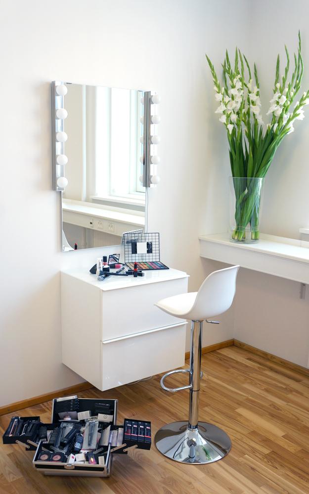 makeup kit, makeup skole, lyst lækkert venue, danmark makeup skole, makeup artist kursus