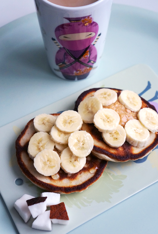 one pancake fitness, protein pancakes, fitness pancakes, easy pancakes, nemme pandekager