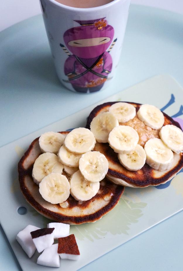 one pancake fitness, protein pancakes, fitness pancakes, easy pancakes, nemme pandekager
