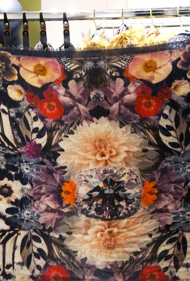 kudibal scarf, tørklæde kudibal