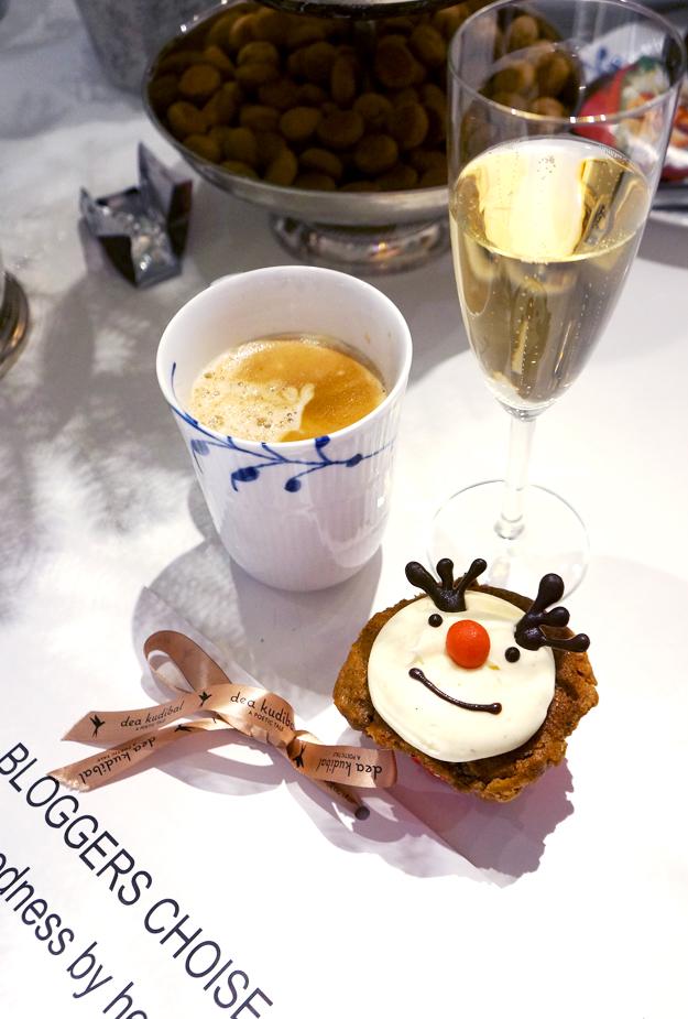 christmas cupcakes, julecupcakes, royal copenhagen