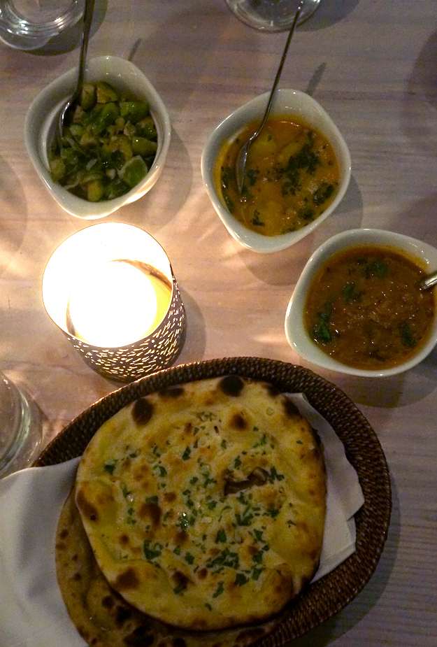 nananbrød, indisk brød