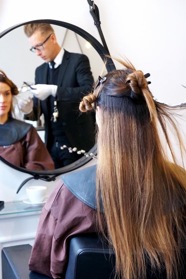 frisør københavn k, hår makeover, styling københavn k, frisør balayage