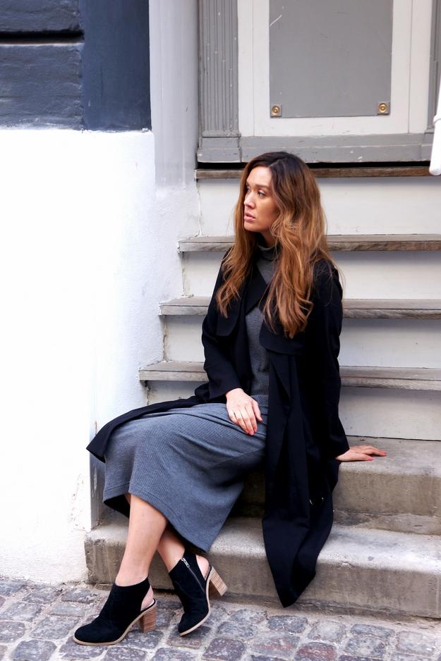 weekday kjole, weekday frakke, modeblog