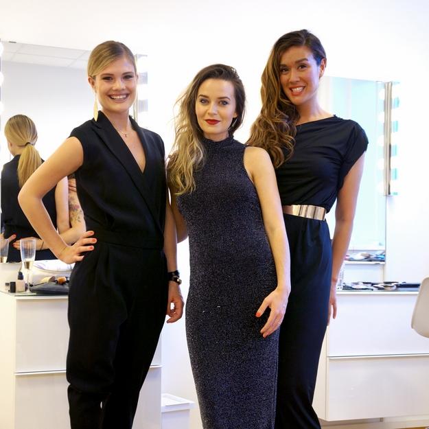 elle style awards 2015, beauty studio københavn, beauty academy cph, glow repeat, styling lounge, makeover københavn